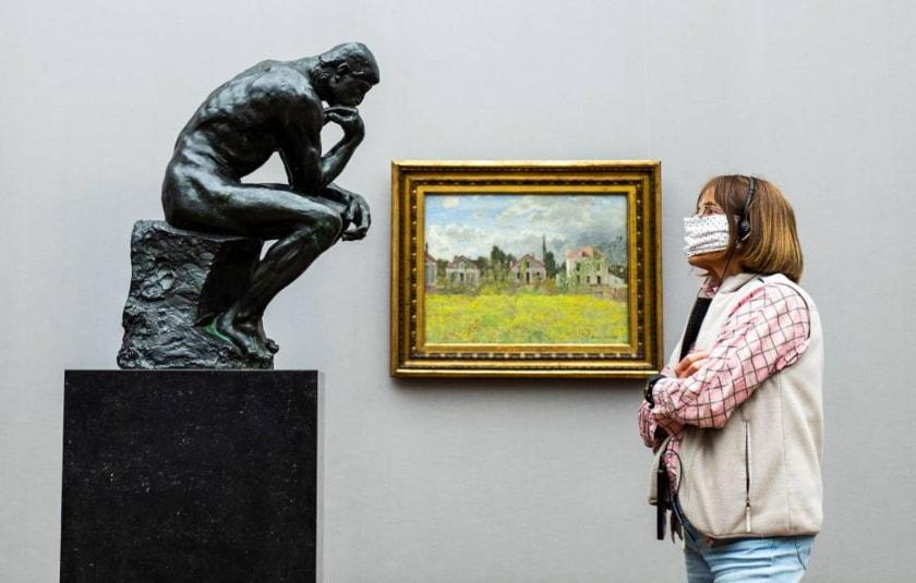 museos en pandemia