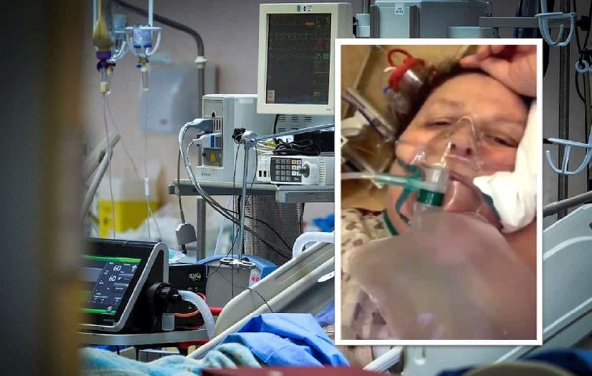 video sobre coronavirus: Enfermera documentó su muerte por covid-19