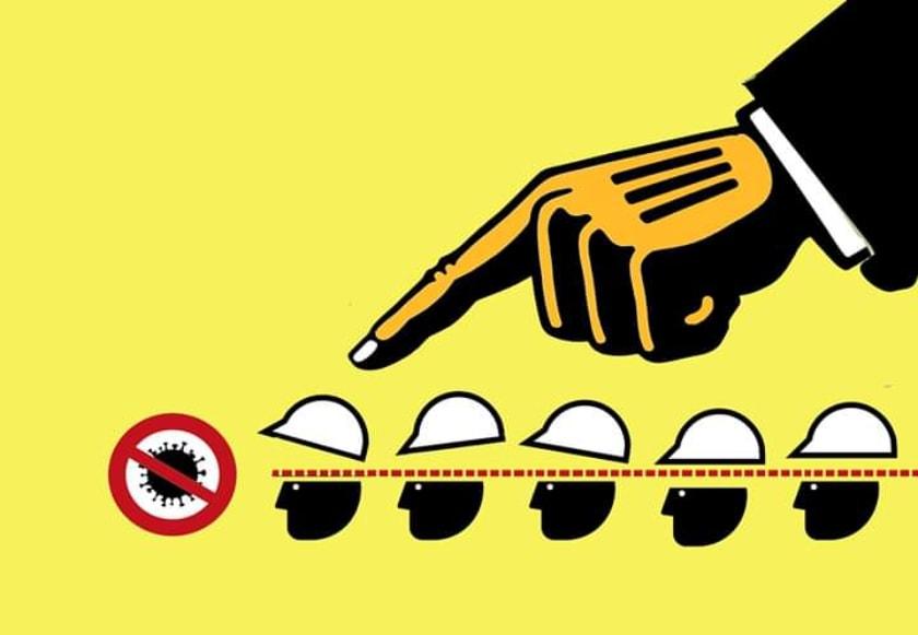 pandemia y trabajo despidos