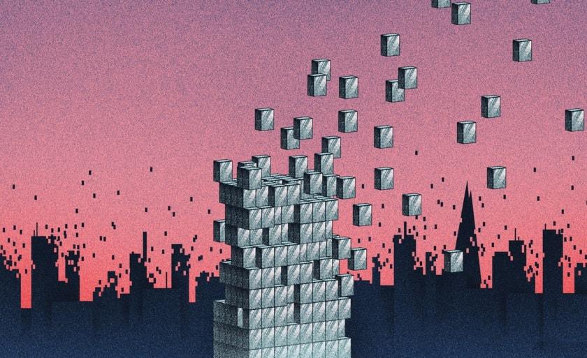 derrumbe y crisis economica