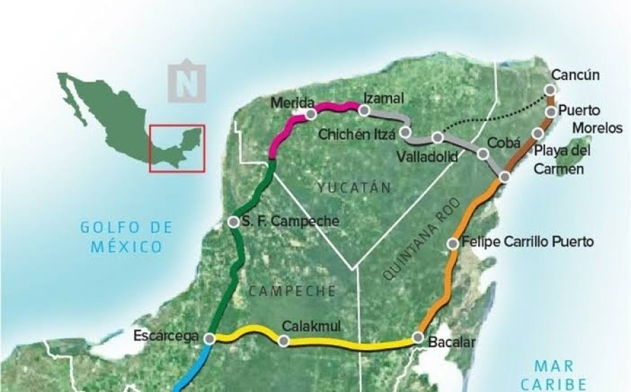 Tren Maya y el combate a la pobreza extrema