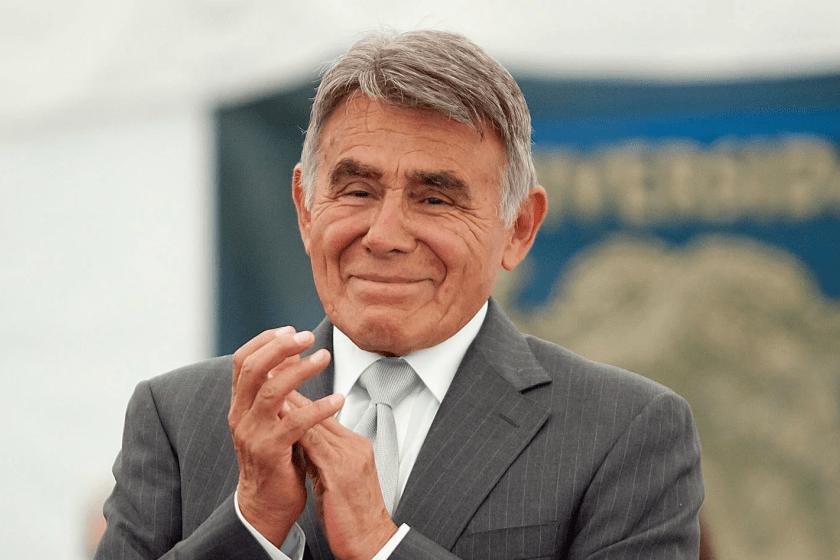Héctor Suárez murió