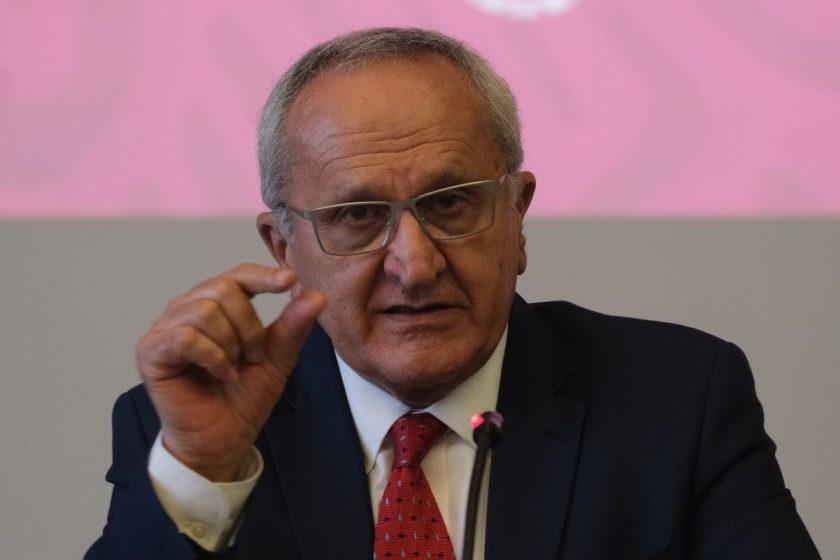 subsecretario de América del Norte de la Secretaría de Relaciones Exteriores, Jesús Seade,
