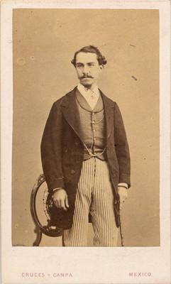 José Luis Blasio, Secretario particular de Maximiliano