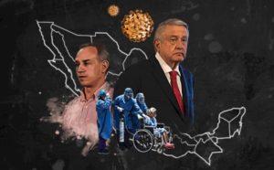 Lopez Obrador y Lopez-Gatell