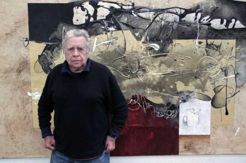 Muere pintor y escultor mexicano Manuel Felguérez