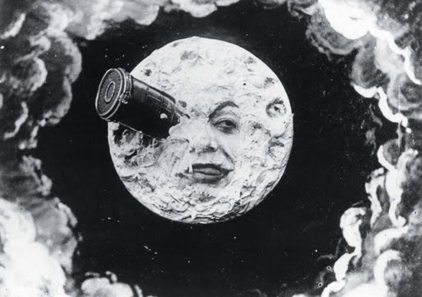 George Méliès, la luna