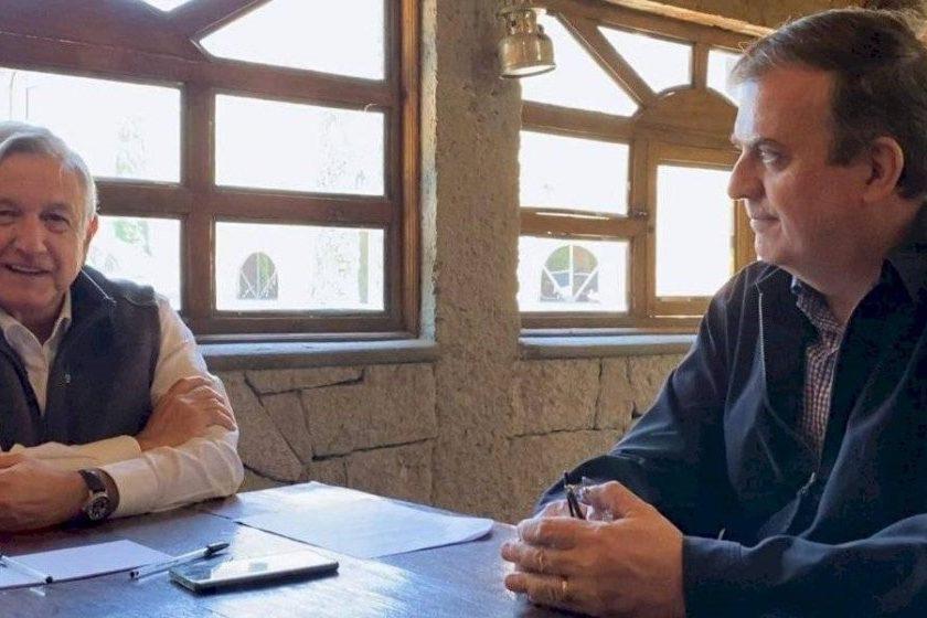 conversación de AMLO con Trudeau