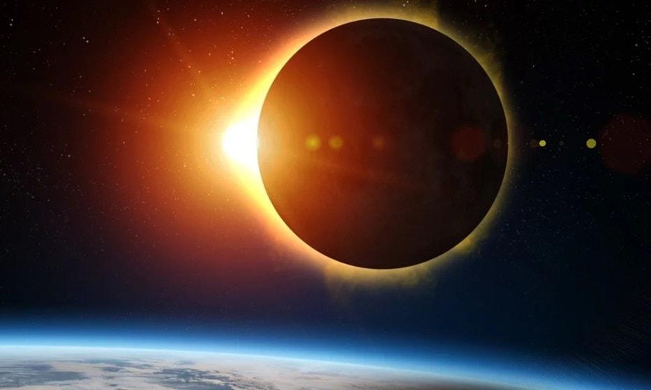 Eclipse solar del 21 de junio