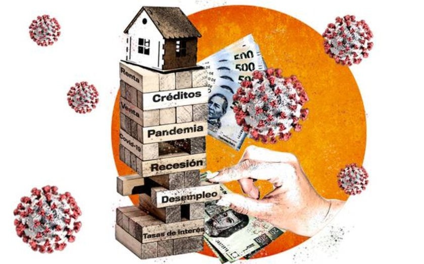 desempleo, crisis, créditos, pandemia
