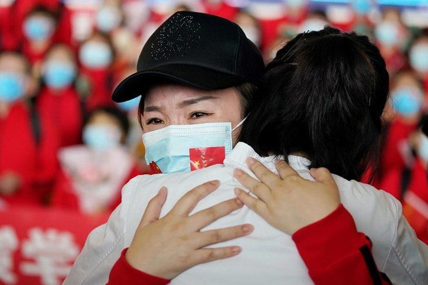 nueva ola de contagios de covid-19 en China