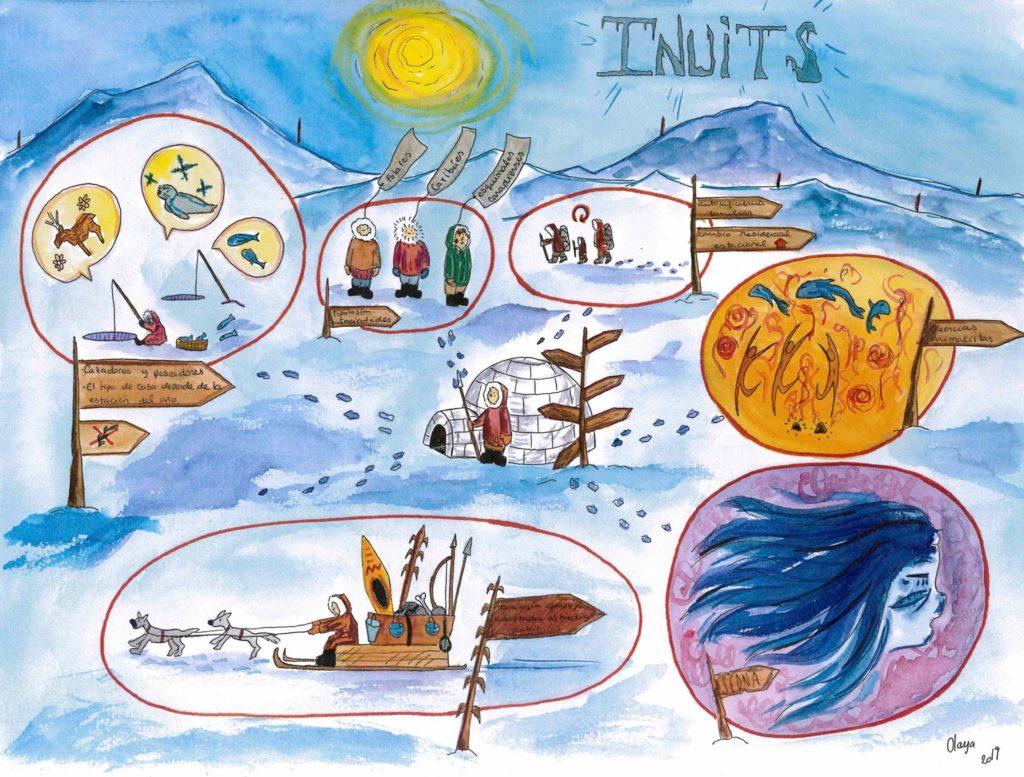 esquimales, inuits