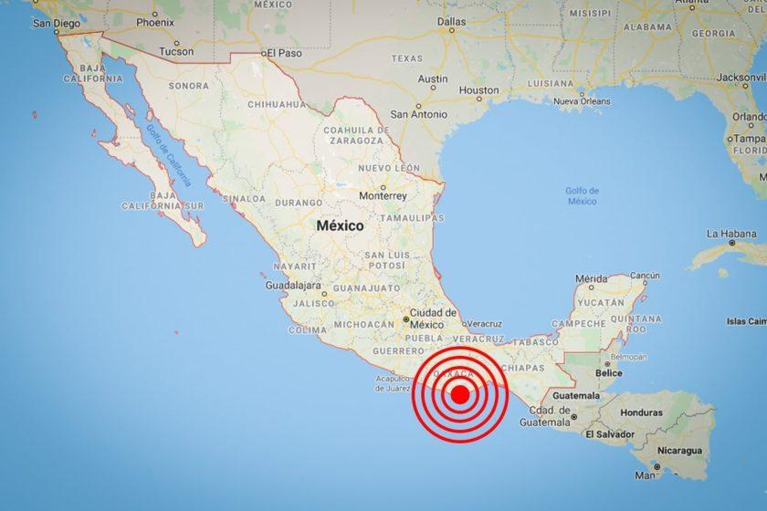 Videos del sismo en Oaxaca del 23 de junio