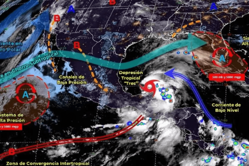 Temporada de huracanes 2020