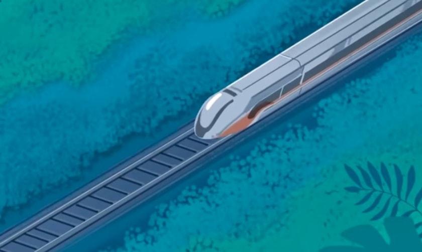 la tierra y el tren maya