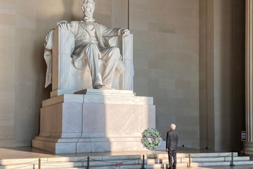 Visita de AMLO a Washington
