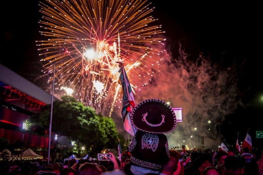Festejos del Día de la Independencia 2020