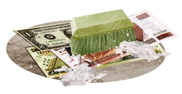 lavado dinero, corrupcion