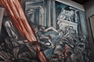 La Justicia, José Clemente Orozco