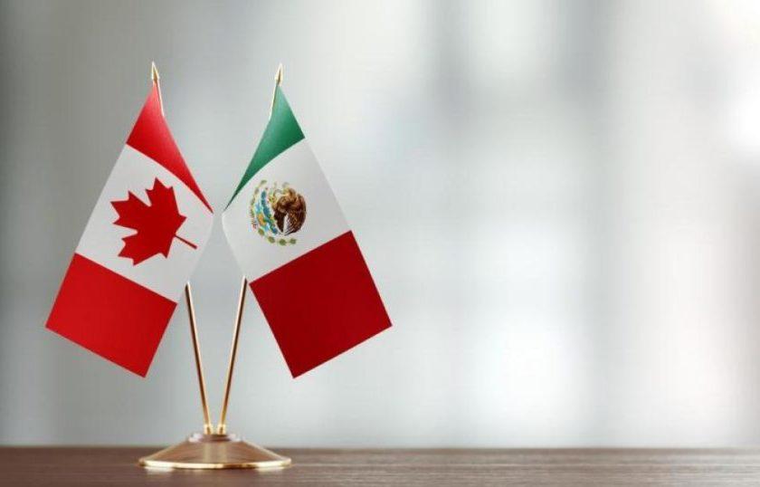 México y Canadá