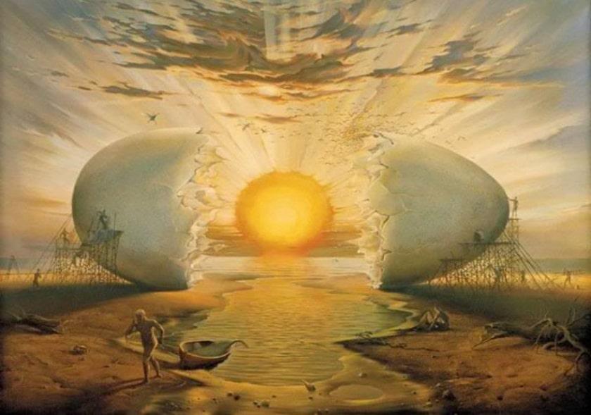 creacion, origen del mundo