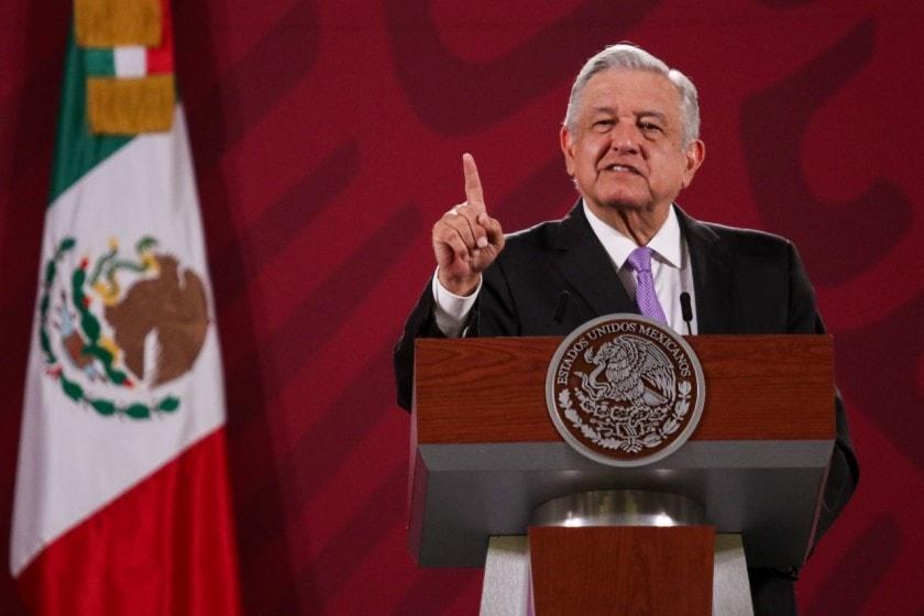 Caída del PIB en México no causa sorpresa a AMLO