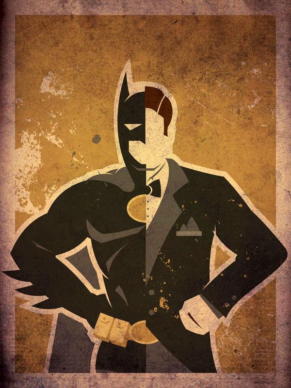 batman, bruno wayne