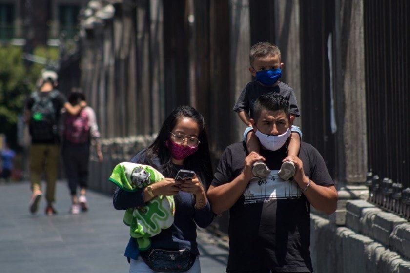 Colonias más afectadas por el coronavirus en la Ciudad de México