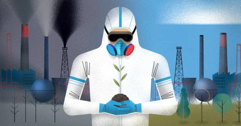 pandemia, medio ambiente