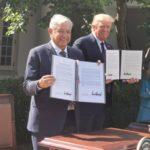Declaración conjunta México-Estados Unidos