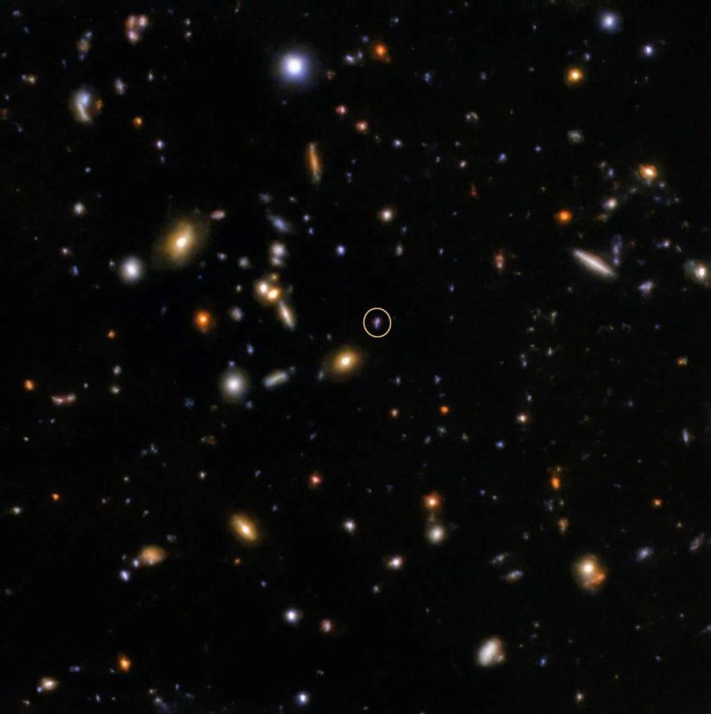 explosión más grande del universo