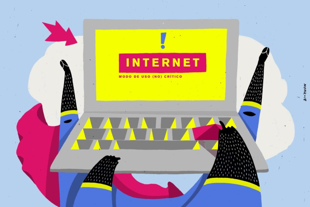 leyes para internet