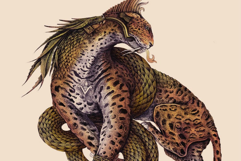 jaguar criatura ancestral