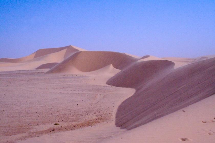desierto Tanezrouft