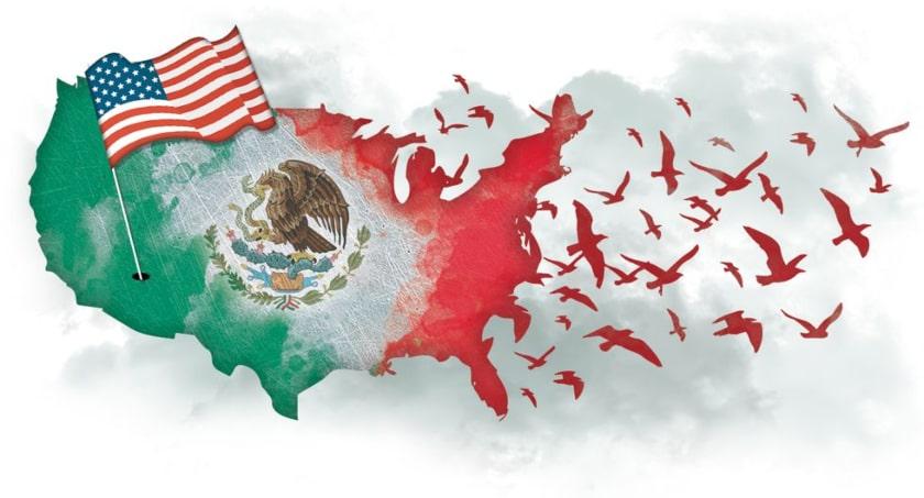 mexico y estados unidos