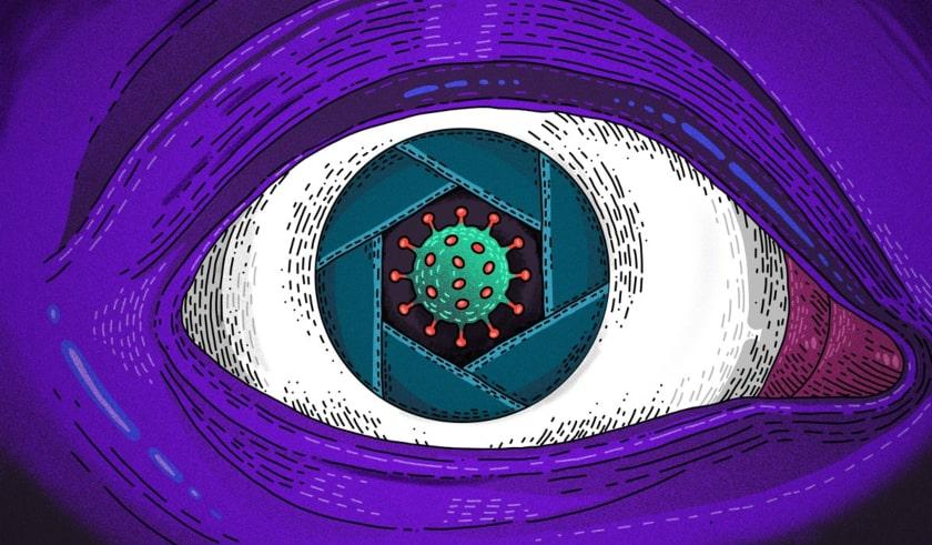 ojo y covid-19
