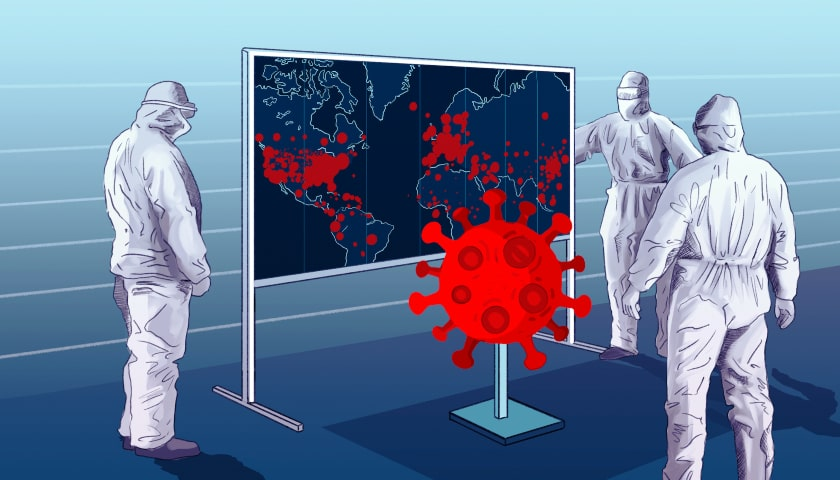 pandemia estadisticas