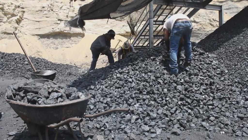 sector minero en Coahuila