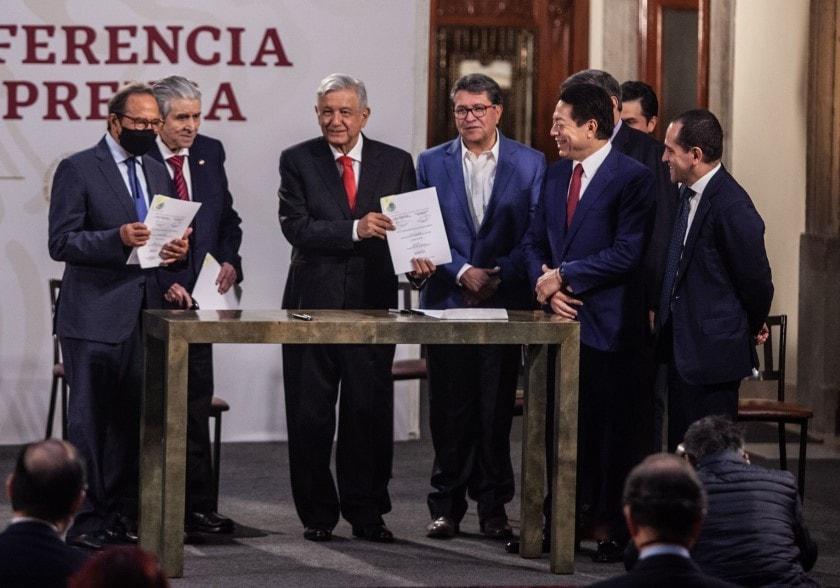 reforma al sistema de pensiones en México