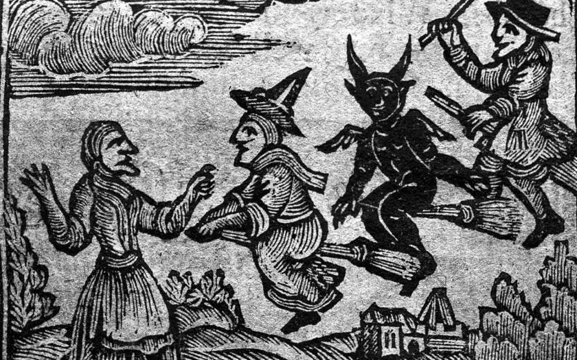 superstición, brujería