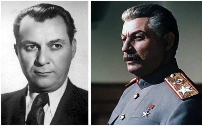 Mikheil Gelovani stalin