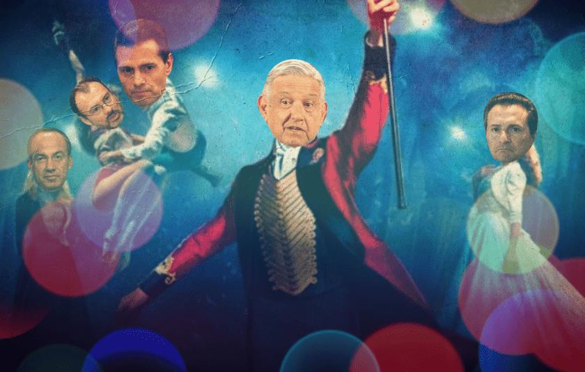 AMLO y expresidentes de México, juicios