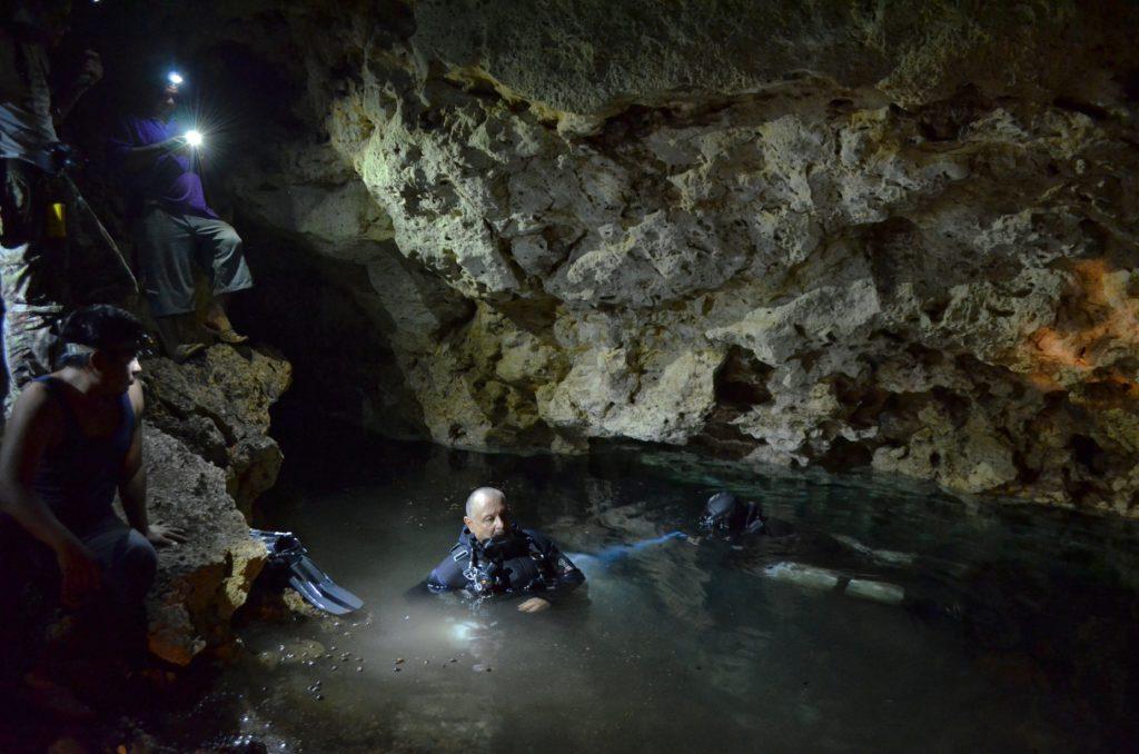 acuifero peninsula de yucatan