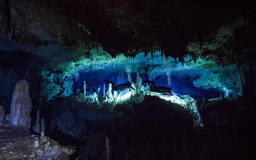 Acuífero península de Yucatán