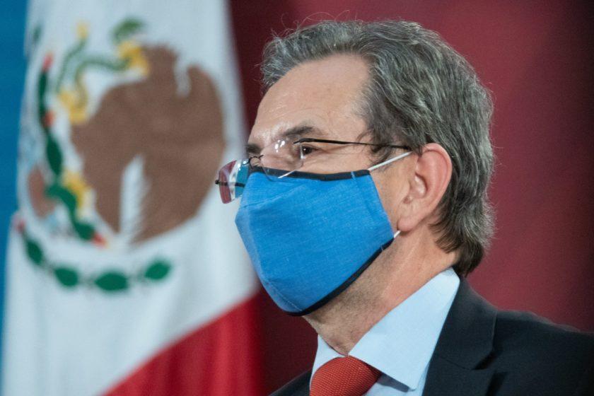 Esteban Moctezuma detalla cómo será el regreso a clases 2020