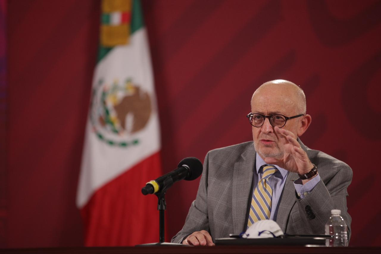 subsecretario de Agricultura y Desarrollo Rural, Miguel García Winder