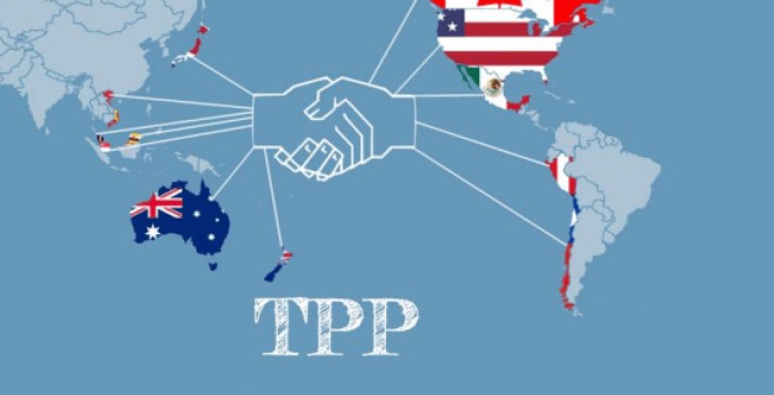 Miembros del TPP11