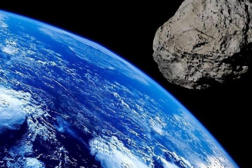Asteroide pasó rozando la Tierra