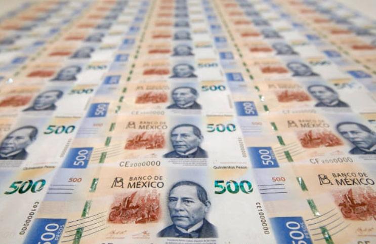 circulación billetes 500