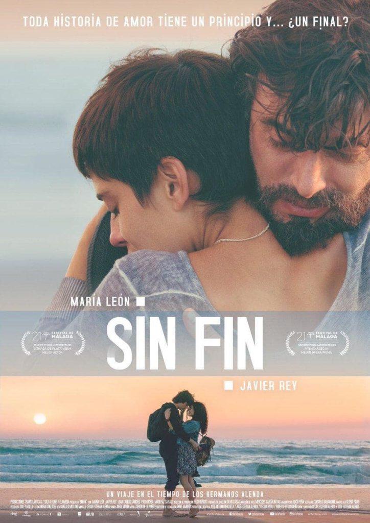 cartel pelicula Sin Fin